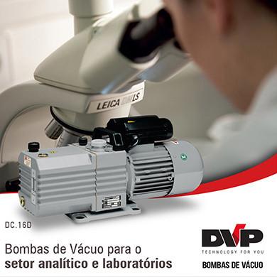 bomba de vacuo laboratorio