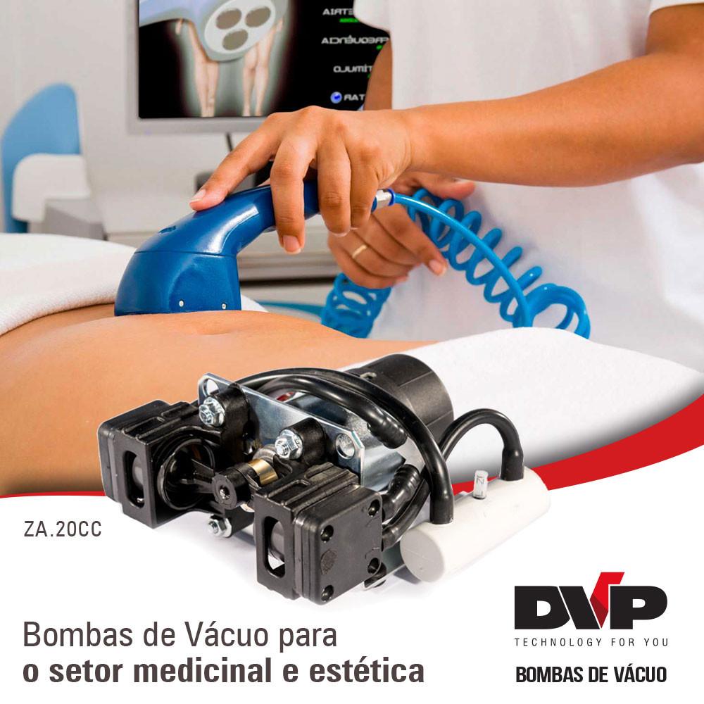 bomba de vácuo para clínica de estética