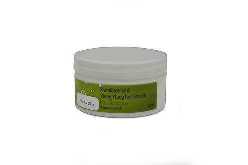 Frankincense & Ylang Ylang Face Cream