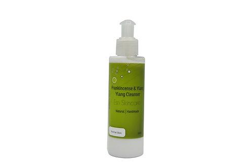 Frankincense & Ylang Ylang Cleanser
