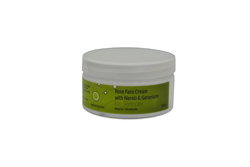 Rose Face Cream with Neroli & Geranium