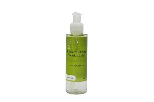 Frankincense & Ylang Ylang Facial Wash