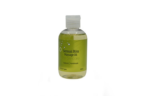 Sensual Bliss Massage Oil