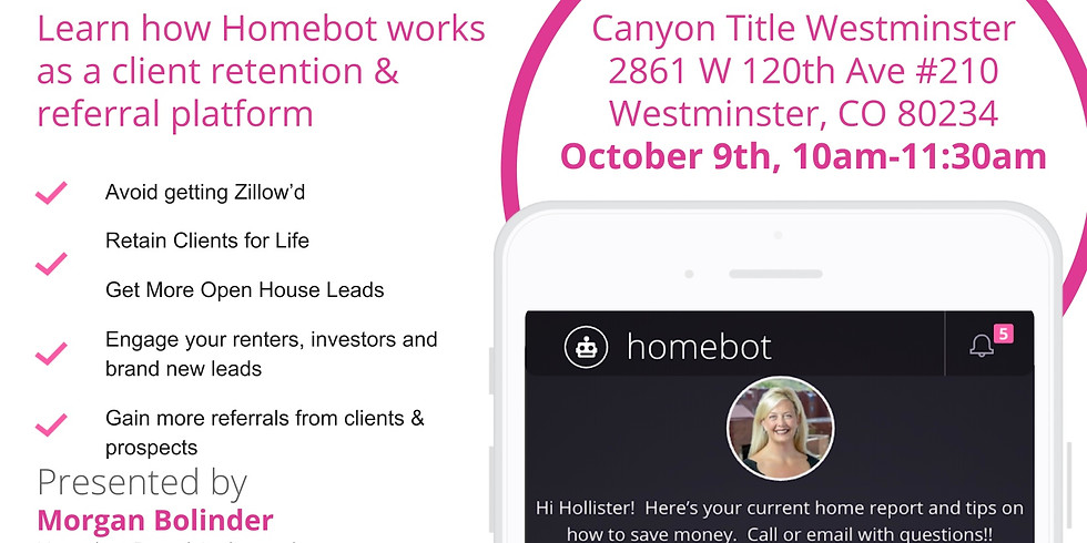 Maximize Your Listings and Referrals with Homebot