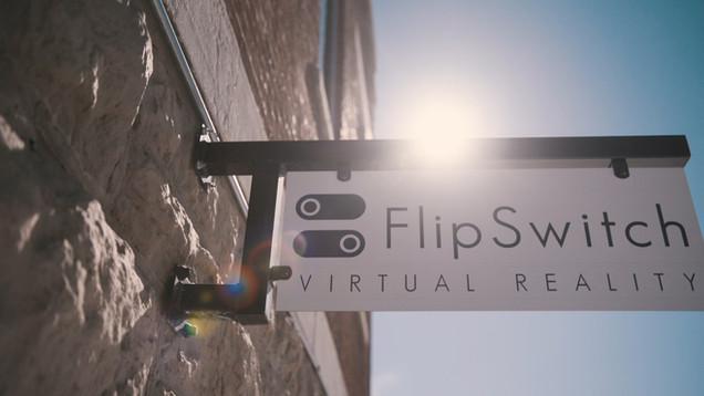 FlipSwitch Vr Kansas City, MO. Video Production company A1 Films