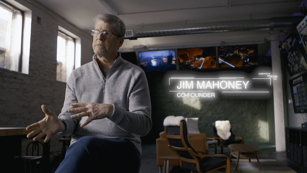 Jim Mahoney, Co-Founder of FlipSwitch VR Virtual Reality gaming company FlipSwitch VR.
