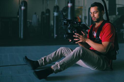 Kansas City, MO. based Cinematographer Adrian B. Herrera