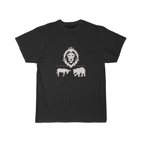 Lion of Judah Men's Short Sleeve Tee
