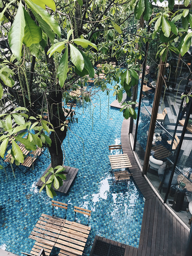 Trip Of Wonders Part One 5 Instaworthy Cafes In Bandung Indonesia