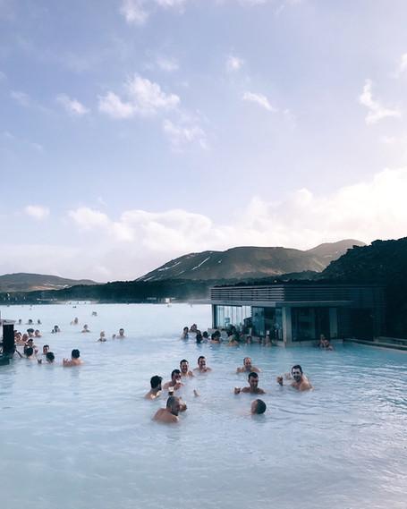 Blue My Mind - Blue Lagoon Iceland