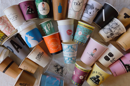 My Coffee Cups Collection Part I ft. 23 Cafes Around The World!