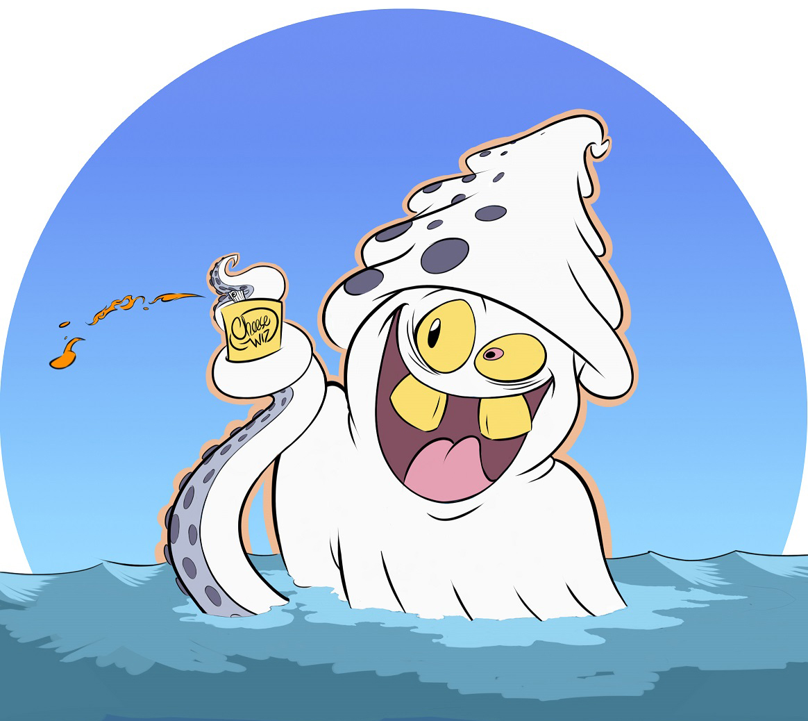 Rocko Squid