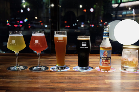Life Is Brewtiful, Sunmai Craft Beer Bar Taipei