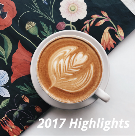 Better Late Than Never...2017 Travel/Feature Highlights!