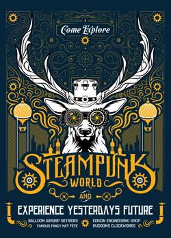 steampunk poster-01