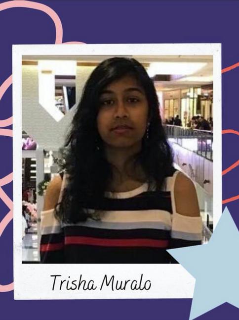 September 2020 - Trisha Muralo