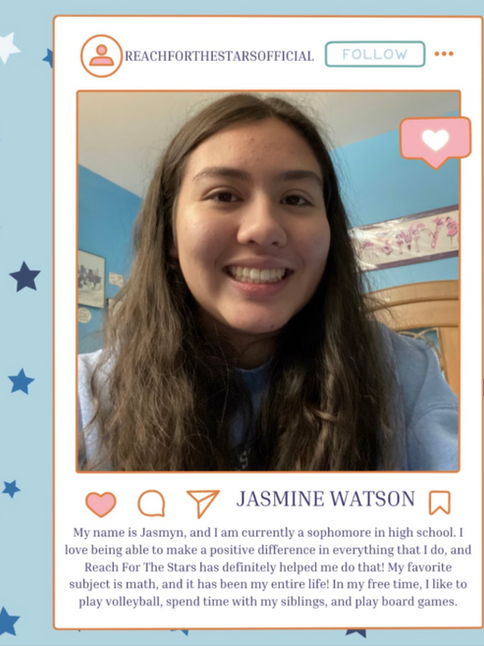 January 2021 - Jasmine Watson