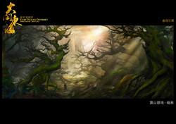 0-寶山禁地 - 樹林