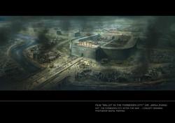 The Forbidden City after the war
