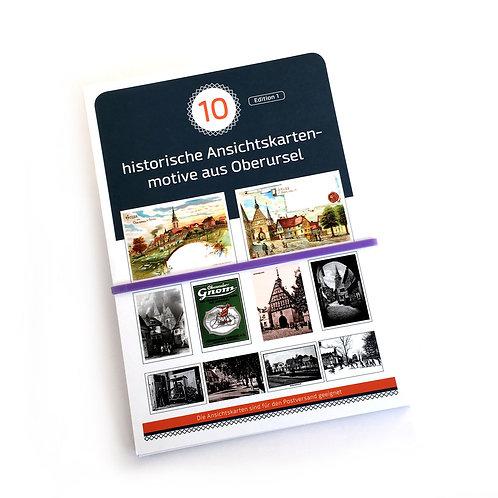 10 historische Ansichtskartenmotive