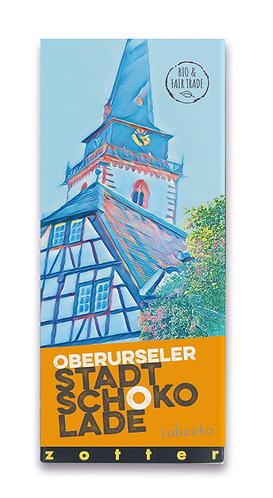Oberurseler Stadtschokolade - bio und fair!