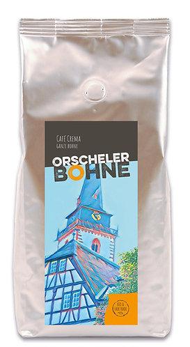 Orscheler Bohne, ganz Bohne (500g) - Cafe Crema, Peru – bio und fair