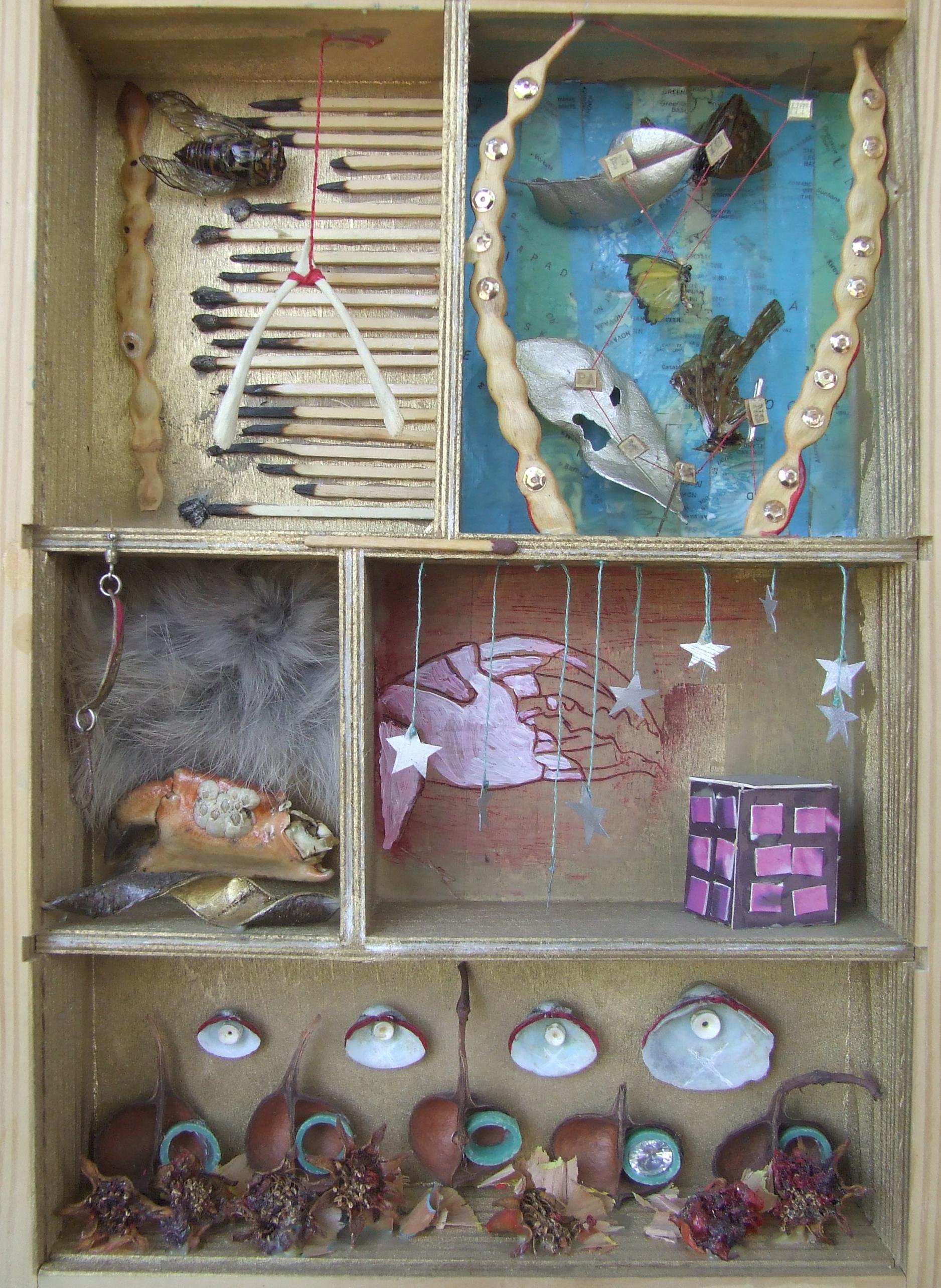 ten tiny altars I
