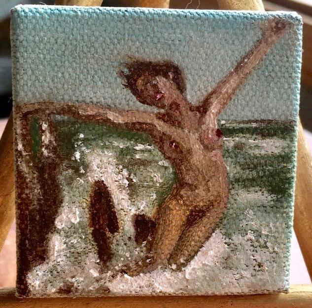Ocean Abandon Pocket Nudie