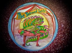 The Tatooed Lady