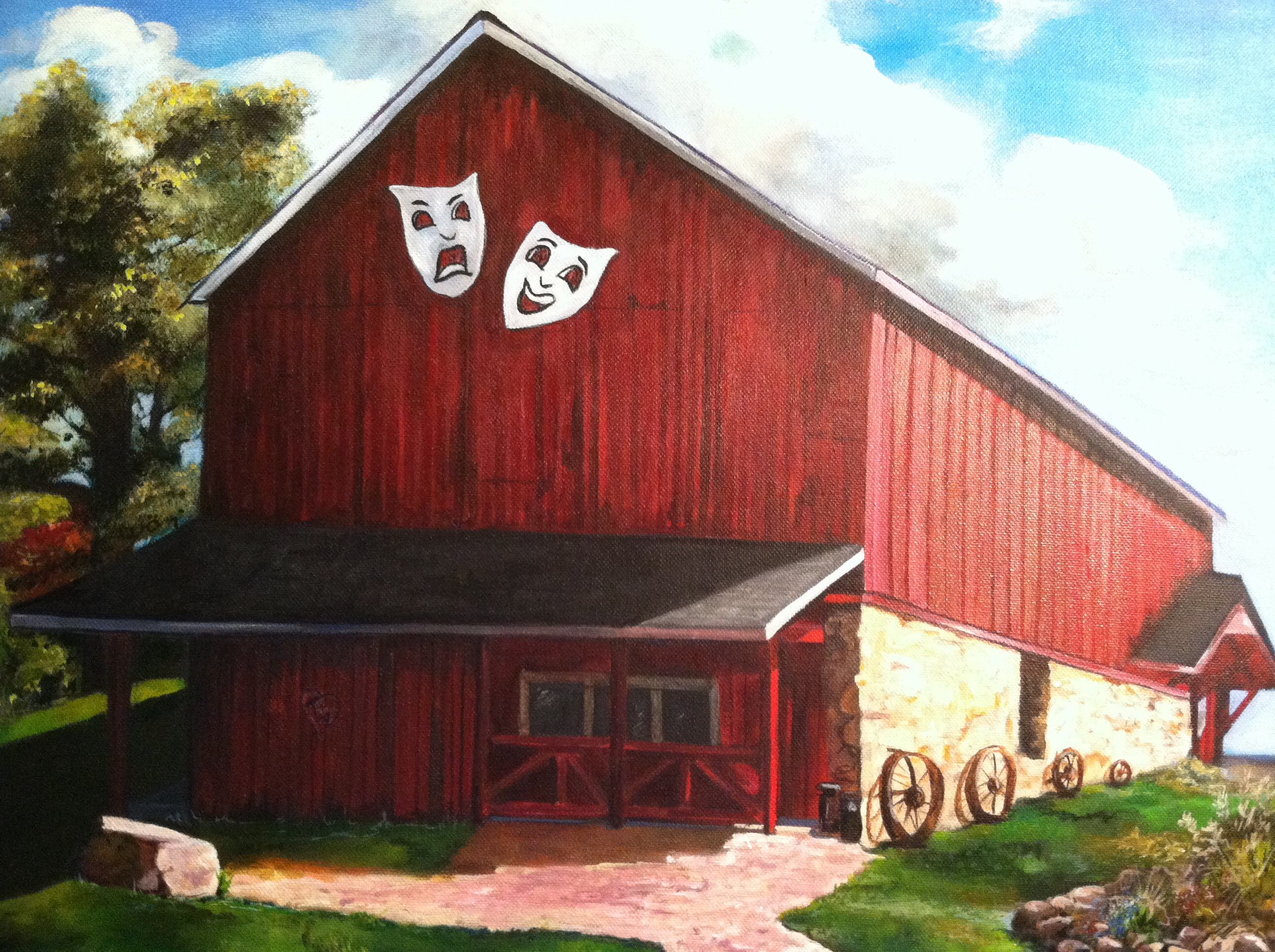 The Red Barn Theatre