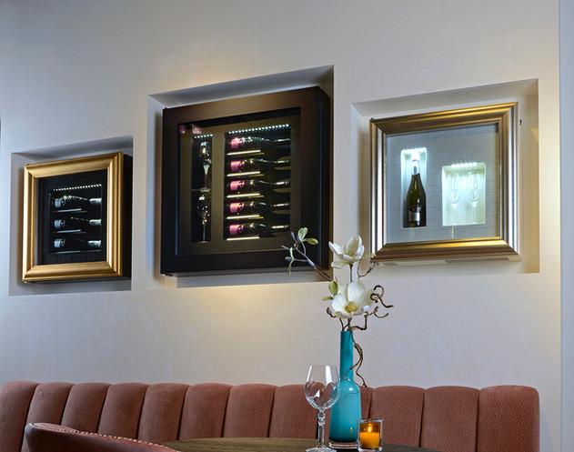 Vinoloq x-line luxe wijnklimaatkasten