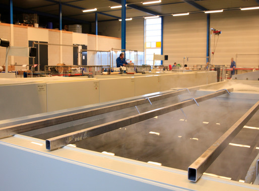 KO-AR verlengstuk laboratorium van AD Chemicals