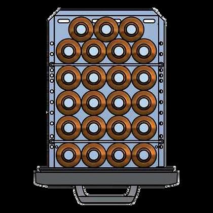 Flexbar 41 segmenten, per lade: 23 x 50 cl