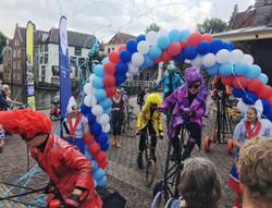 Opening van het EK wielrennen