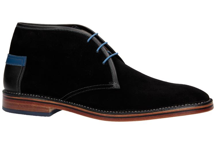 Semi orthopedische schoen herencollectie Carré