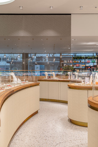 Diamond Point Rotterdam Beemer Glas