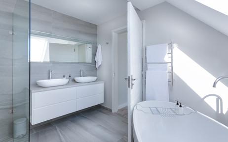 Beemerglas-badkamer