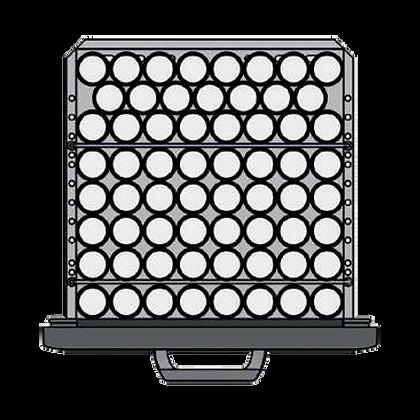 Flexbar 54 segmenten, per lade: 63 x 20  cl
