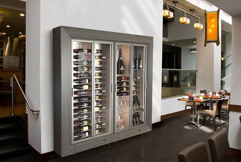 Horecatechniek Nederland Vinoloq x-line wijnklimaatkasten