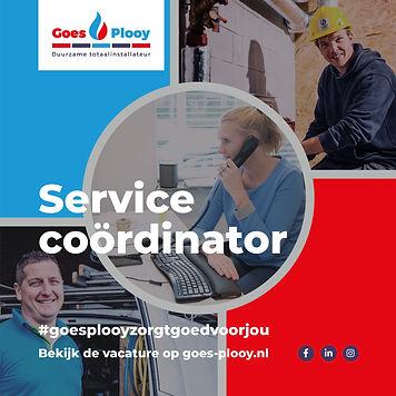 GoesPlooy_Vacature_ServiceCoordinator_In
