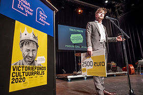 VfCp_22-11-20_Thijs Prein winnaar Podium