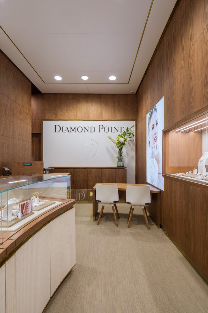 Diamond Point Amsterdam Beemer Glas