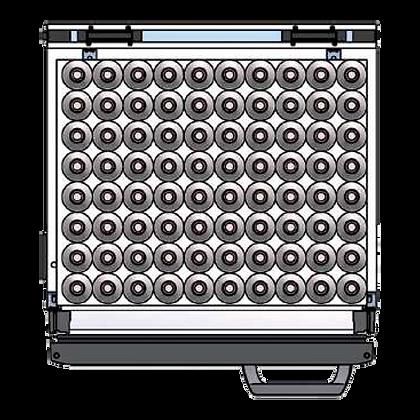 Flexbar 54 segmenten, per plateau: 80 x 20 cl