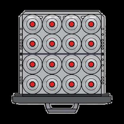 Flexbar 54 segmenten, per lade: 16 x 200 cl
