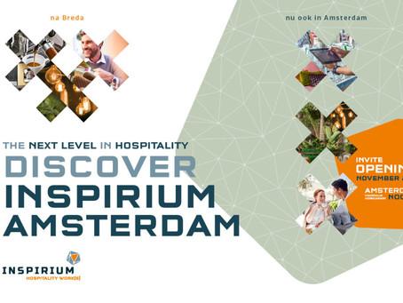 Opening Inspirium Amsterdam