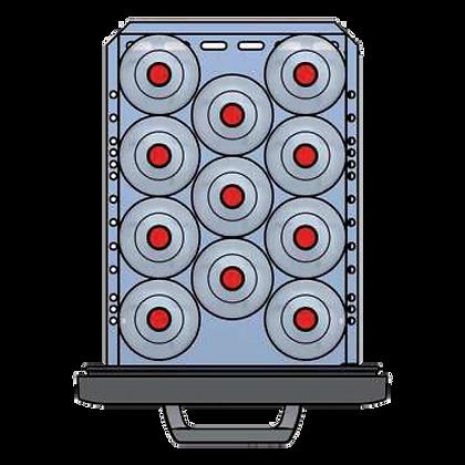 Flexbar 41 segmenten, per lade: 11 x 200 cl