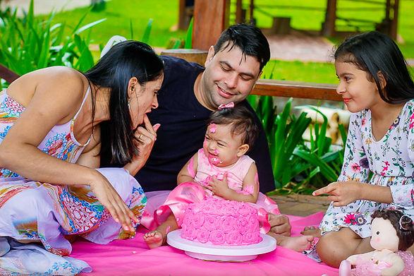 Ensaio Smash the Cake Barueri, Osasco, Jandira, Itapevi e Carapicuiba