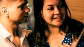 Fotografia de Família - 15 anos do casal Fábio e Lucinda