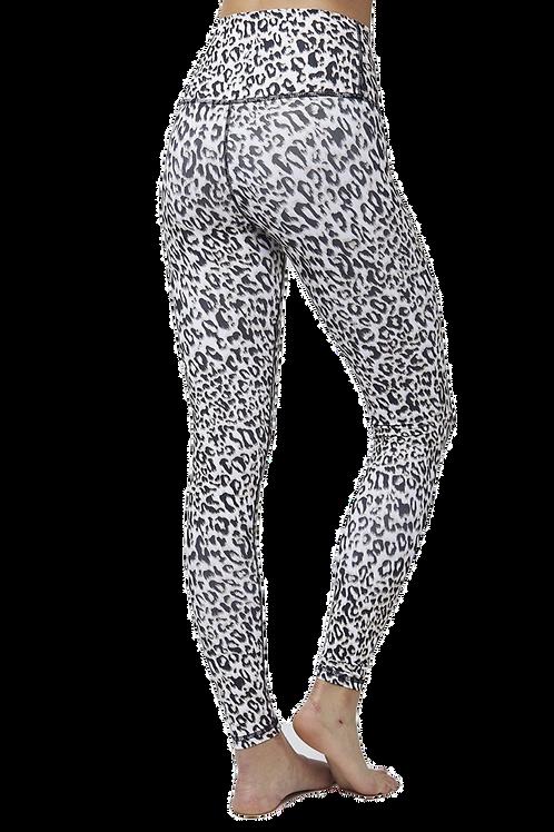 DYI - signature tight - black & white leopard