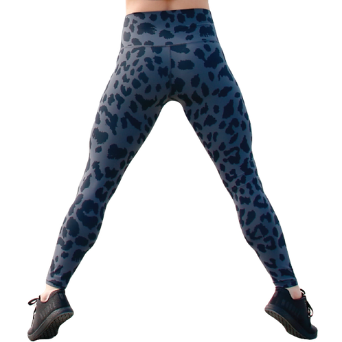 DYI - Bionic Edge Printed Signature Tight Nightfall Leopard